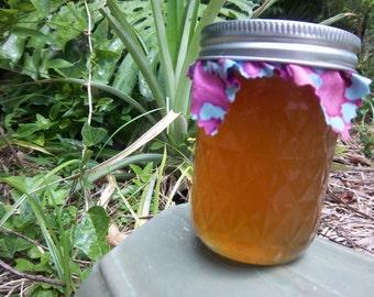 Mango Passionfruit Jelly