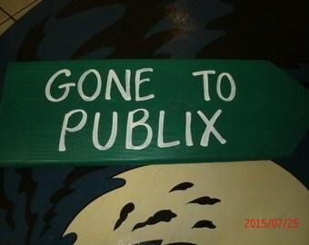 Gone To Publix