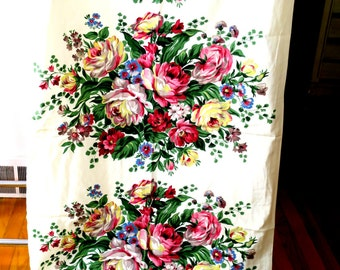 """Fabric ... Gorgeous Silk Faille Fabric 1 Panel Drape  use for fabric.30"""" w x 88"""" Lined"""