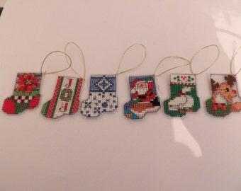 Set of 6 Ornaments