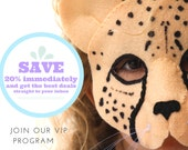 Save 20% off your first purchase!  Join Ebony Shae Designs VIP Program