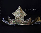 Sleeping Beauty Aurora Crown inspired Running Headband