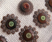 8 button magnets