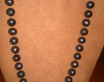 Chocolate Pearls by Pam Springall