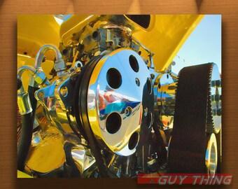 Hot Rod Picture, Boyfriend Gift, Muscle Cars, Black and White, Car Photograph, Fine Art Print, Automobile Art, Automotive Art, Car Art