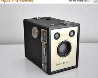 ON SALE Vintage Agfa Ansco Shur Shot Camera Binghamton, New York