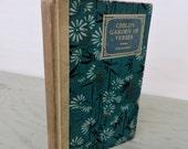 Vintage Poetry Book - A Child's Garden Of Verses by Robert Louis Stevenson - Circa 1940's - Children's Poetry