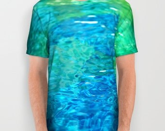 Water Lily (after Monet) T shirt