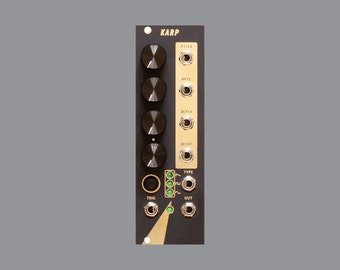 Karp 鲤 / Circuit Bent Digital Waveguide / Eurorack Module