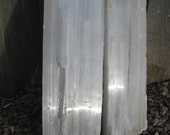 Selenite - 2 large crystal Logs - ALL INCLUDED - free shipping usa