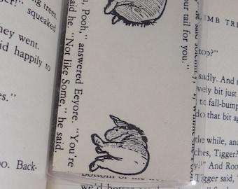 Classic Winnie the Pooh Mini Bookmark-Clearance