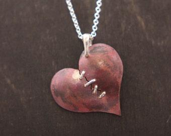 Mended Heart Pendant