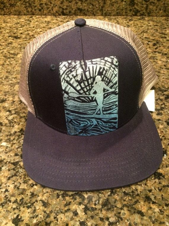 Babe on Board Sup trucker hat