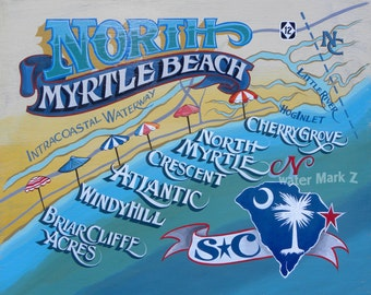 North Myrtle Beach SC   Print