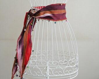 Turkish Traditional Headband,Sash,Accessories.
