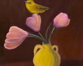 BLISS, Original Oil Paint...