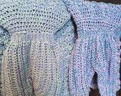 Adult Crochet mermaid blanket