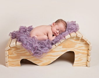 Newborn Lounge Bed Photography Prop