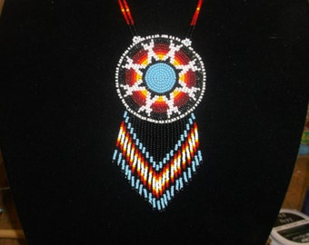 native american necklace,first nation necklace
