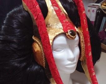 MADE TO ORDER Padmè Amidala Headpiece replica
