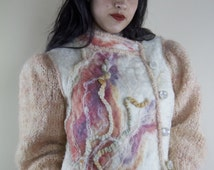 Pastel Pirate Couture Vintage Jacket