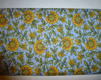 """2 1/2 Yards of Quilt Cotton Fabric by Hoffman International Fabrics """"Tuscany Tiles Style"""""""