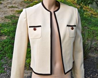 Vilano Cropped Jacket - Retro 1960 -  Size 12
