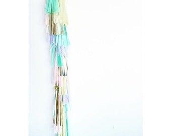 Balloon Tail / Balloon Tassels