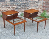 Mid Century Modern Side Tables