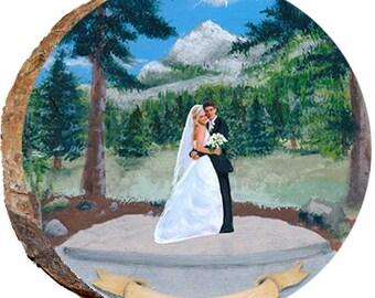Wedding Couple - DPW023
