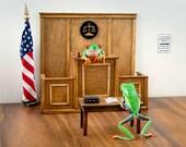 Lawyer Frog