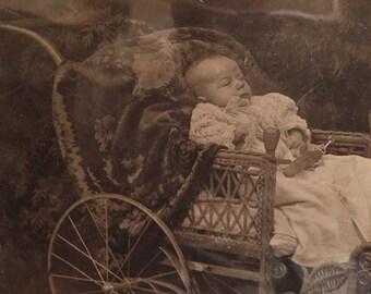 Baby in Stroller - Post Mortem?