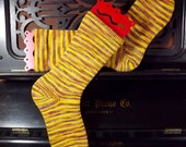 1910 Socks - Hawaii - women's size 8-9