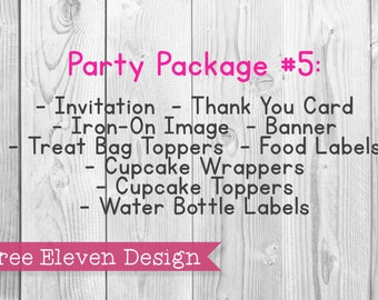 Party Package #5