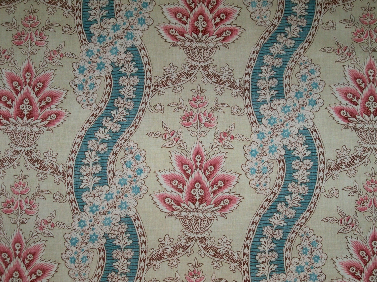 Kravet Laura Ashley French Country Portico Toile Fabric 30