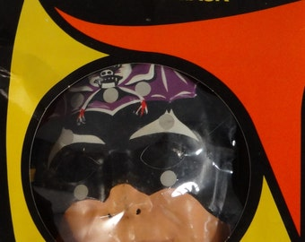 SUPER SALE - Vintage Collegeville The Bat Costume in Box