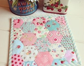 custom sweet hexie trivet