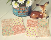sweet patchwork coasters no. 2
