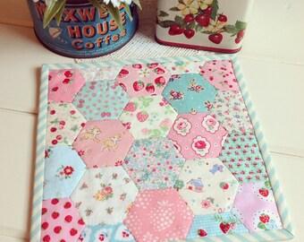 custom sweet hexie trivet