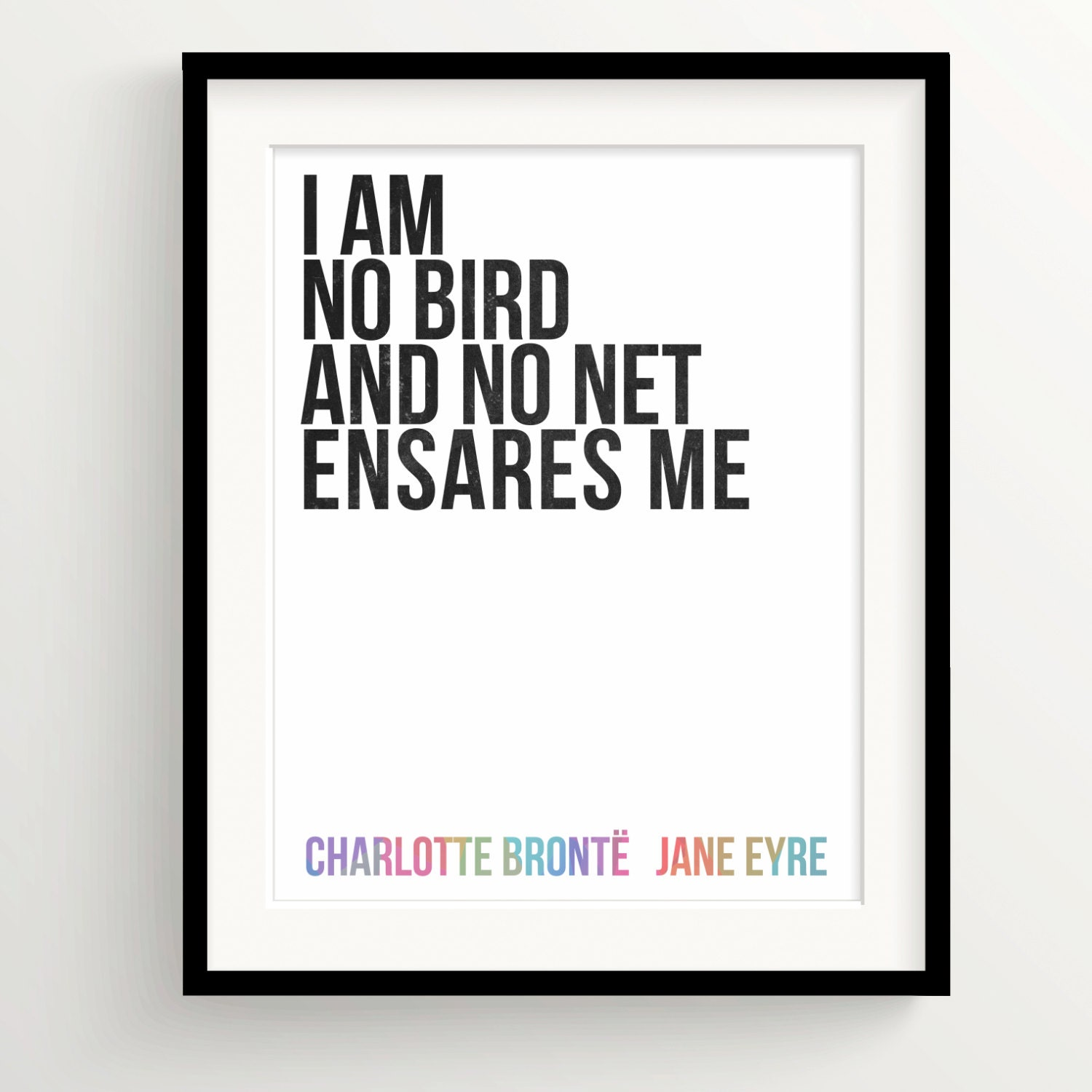 feminism in jane eyre and the In 1966, rb martin stated that jane eyre was the first major feminist novel, although there is not a hint in the book of any desire for political, legal, educational, or even intellectual equality between the sexes.