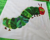 Eric Carle Hungry Caterpillar Cotton Fabric for Andover 1 panel