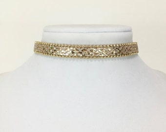 Layna Choker (and or ) Bracelet