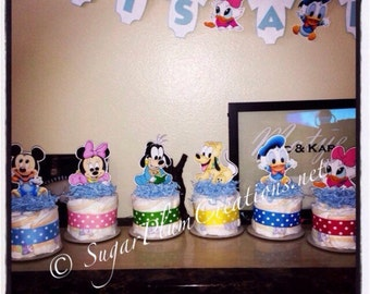 disney characters cutouts diecuts baby disney baby shower decorations