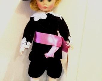 "Madame Alexander / Lord Fauntleroy 12"" / Original Box / Blond Doll"