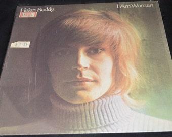 Vintage Vinyl Record Helen Reddy: I Am Woman Album ST-11068