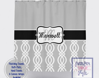 Design Your Own Shower Curtain Custom Shower Curtain