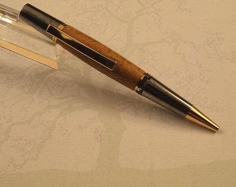 Aero Elegant Beauty ball point pen Satinwood