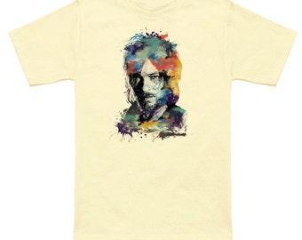 Daryl Watercolor Tee Shirt