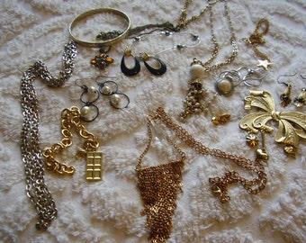 SALE/ Jewelry Destash Lot