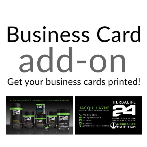 Business card add on get your cards by wackyjacquisdesigns for How to get gift cards for your business